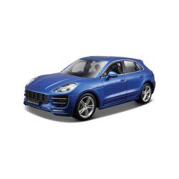 Bburago Kit Porsche Macan 1:24 modrá - 1