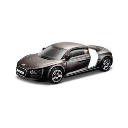 Bburago Audi R8 1:43 černá - 1