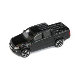 Bburago Volkswagen Amarok 1:43 černá - 1