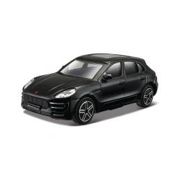 Bburago Porsche Macan 1:43 černá - 1