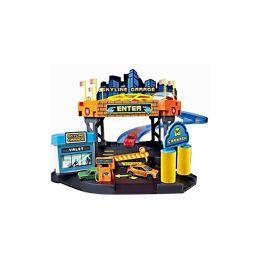 Bburago garáž s benzinkou - 1