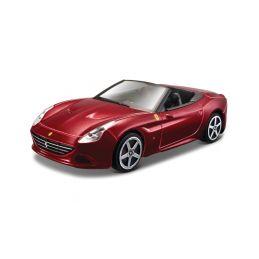 Bburago Ferrari California T 1:43 vínová - 1