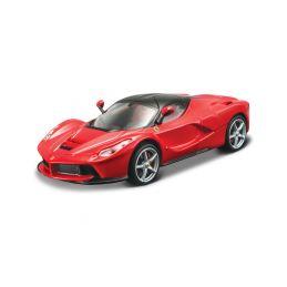 Bburago Signature Ferrari LaFerrari 1:43 červená - 1
