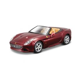 Bburago Signature Ferrari California T 1:43 metalická vínová - 1