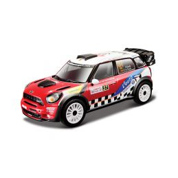 Bburago Mini John Cooper Works WRC 2012 1:32 Dani Sordo - 1
