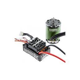 Castle motor 1406 4600ot/V senzored, reg. Mamba X - 1