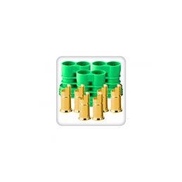 Castle zlacený konektor 6.5mm samice (3) - 1
