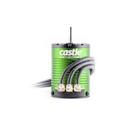 Castle motor 1406 6900ot/V senzored - 1