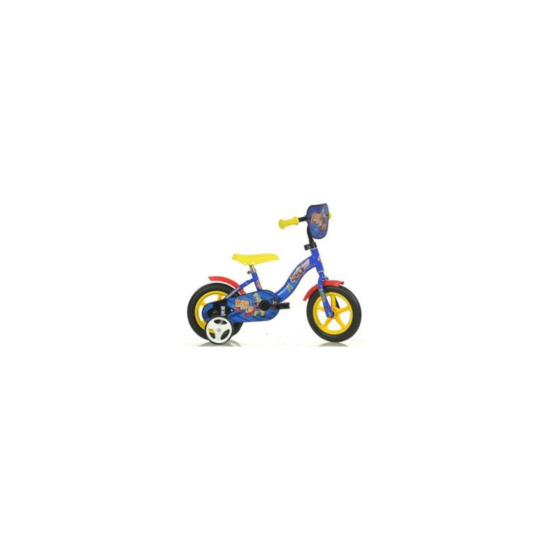 """DINO Bikes - Dětské kolo 10"""" Požárník Sam - 1"""