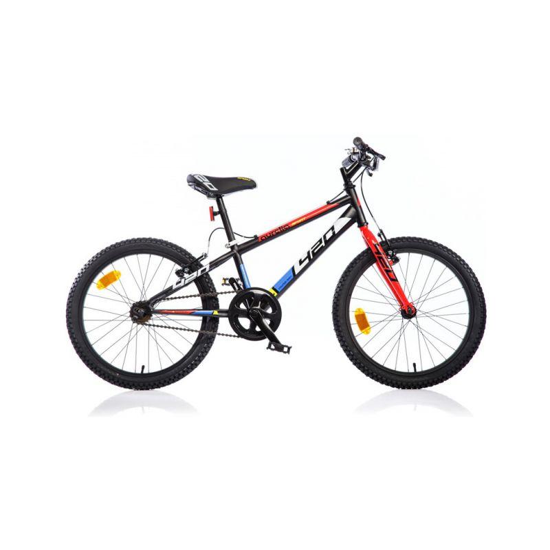 "DINO Bikes - Dětské kolo 20"" Aurelia 420 Sport černé - 1"