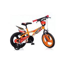 """DINO Bikes - Dětské kolo 14"""" Raptor - 1"""