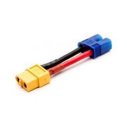 Konverzní kabel XT60 samice - EC3 přístroj - 1