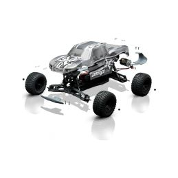 ECX AMP Monster Truck 1:10 Kit RTR - 7