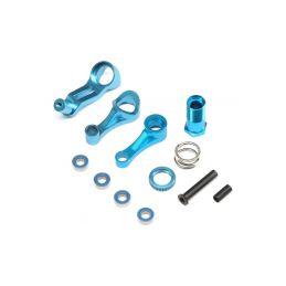 ECX Servo saver, mechanika řízení hliník: 1:10 2WD - 1