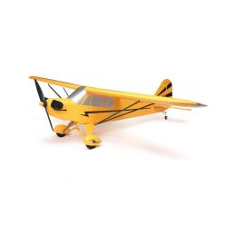 E-flite Clipped Wing Cub 1.2m SAFE Select BNF Basic - 1