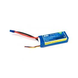 E-flite LiPo 11.1V 2200mAh 50C EC3 - 1