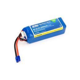 E-flite LiPo 22.2V 3200mAh 30C EC3 - 1