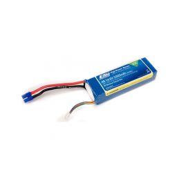 E-flite LiPo 14.8V 3300mAh 50C EC3 - 1