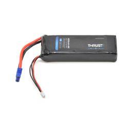 E-flite LiPo Thrust VSI 11.1V 4000mAh 40C EC3 - 1