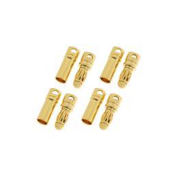 Konektor zlacený 3.5mm (4 páry) - 1