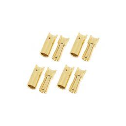Konektor zlacený 5.5mm (4 páry) - 1