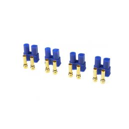 Konektor zlacený EC2 samec (4) - 1