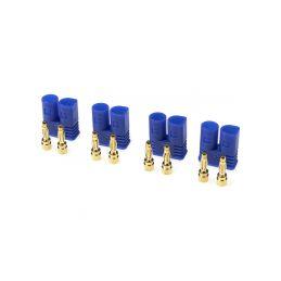 Konektor zlacený EC2 samice (4) - 1