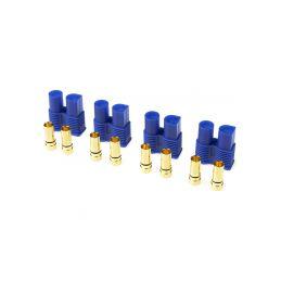 Konektor zlacený EC3 samec (4) - 1