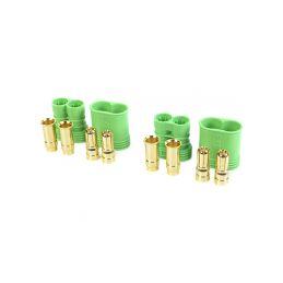 Konektor zlacený CC 6.5mm (2 páry) - 1