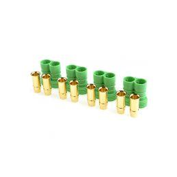 Konektor zlacený CC 6.5mm samec (4) - 1