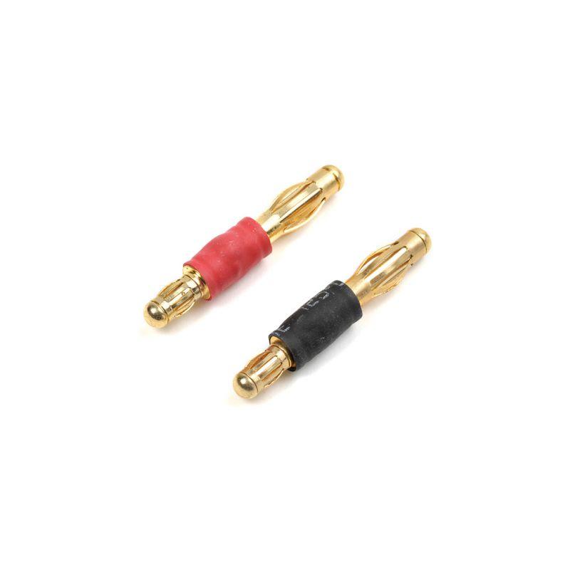 Konverzní kabel 3.5mm samec - 4.0mm zlacený 14AWG - 1