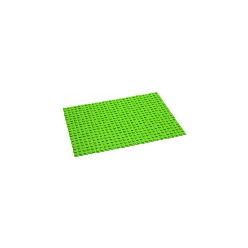 HUBELINO Podložka na stavění 28 x 20 bodů zelená - 1