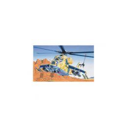 Italeri MIL MI-24 Hind D/E (1:72) - 1