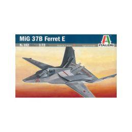Italeri MIG-37B Ferret E (1:72) - 1