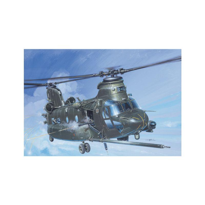 Italeri MH-47E SOA Chinook TM (1:72) - 1