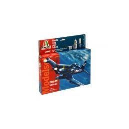Italeri Model Set F4U-5N Corsair (1:72) - 1