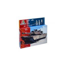 Italeri Model Set M1 Abrams (1:72) - 1