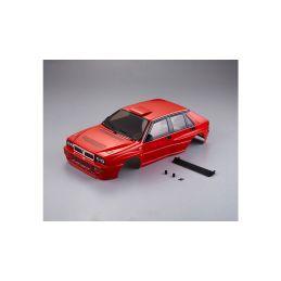 Killerbody karosérie 1:10 Lancia Delta HF Integrale červená - 1
