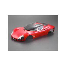Killerbody karosérie 1:10 Alfa Romeo Stradale červená - 1