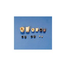 Krick Kbelík 3mm měděný (10) - 1