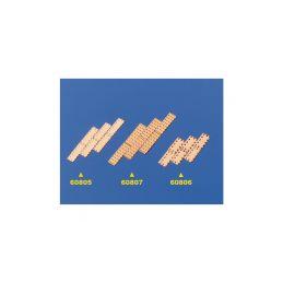 Krick Měděné desky 6x12mm (100) - 1