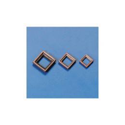 Krick Průzory s rámem a víkem 13x13mm (10) - 1