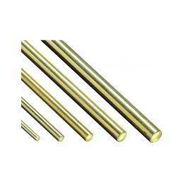 Krick Drát mosaz 5mm 1m - 1