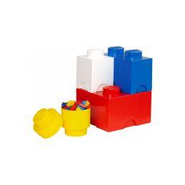 LEGO úložné boxy Multi-Pack - 4ks - 1