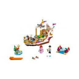 LEGO Disney - Arielin královský člun na oslavy - 1