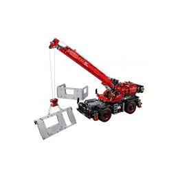 LEGO Technic - Terénní jeřáb - 1