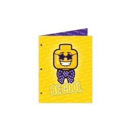 LEGO papírová složka - Iconic Be Cool - 1