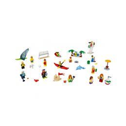 LEGO City - Sada postav - Zábava na pláži - 1
