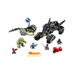 LEGO Super Heroes - Batman™: Killer Croc™ Zničení ve stokách - 1