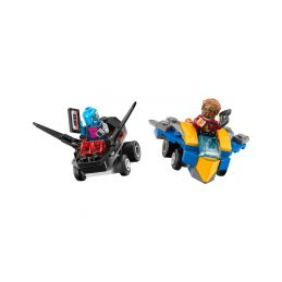LEGO Super Heroes - Mighty Micros: Star-Lord vs. Nebula - 1